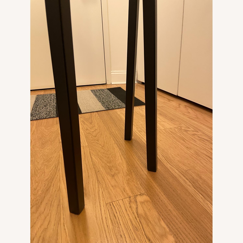 HAY Loop Stand Minimalist Clothing Rack in Black - image-5