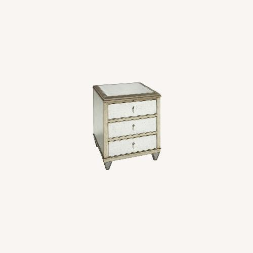 Used Lillian August Bedside Nightstands Set of 2 for sale on AptDeco