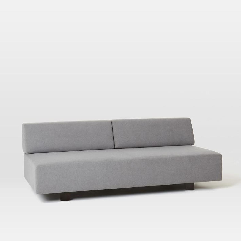 West Elm Tillary Sofa in Gray - image-4