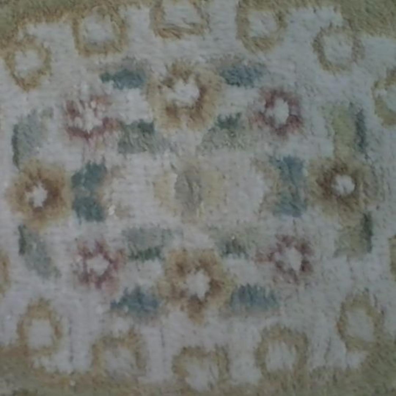 Hand-woven Pastel 100% Virgin Wool Oriental Rug - image-2