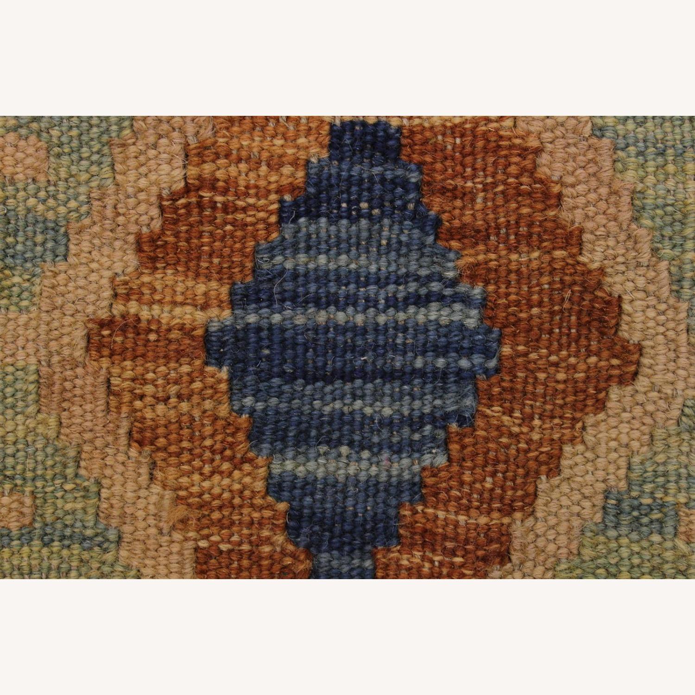 Arshs' Fine Rugs Navaho Vintage Kilim Rug 6'8 x 9'3 - image-5