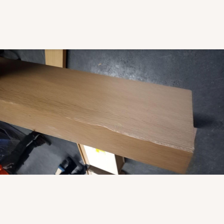 Muji Oak Queen Storage Bed - image-5