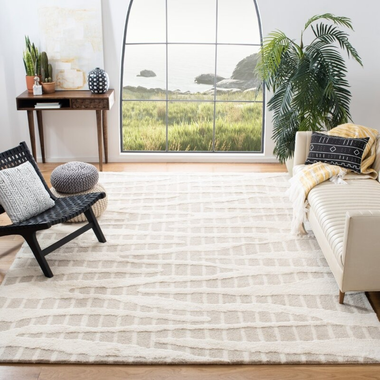 9 x 12 Safavieh Wool Area Rug - image-1