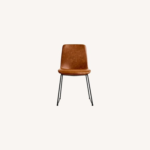 Used Feather Turacos Chair for sale on AptDeco