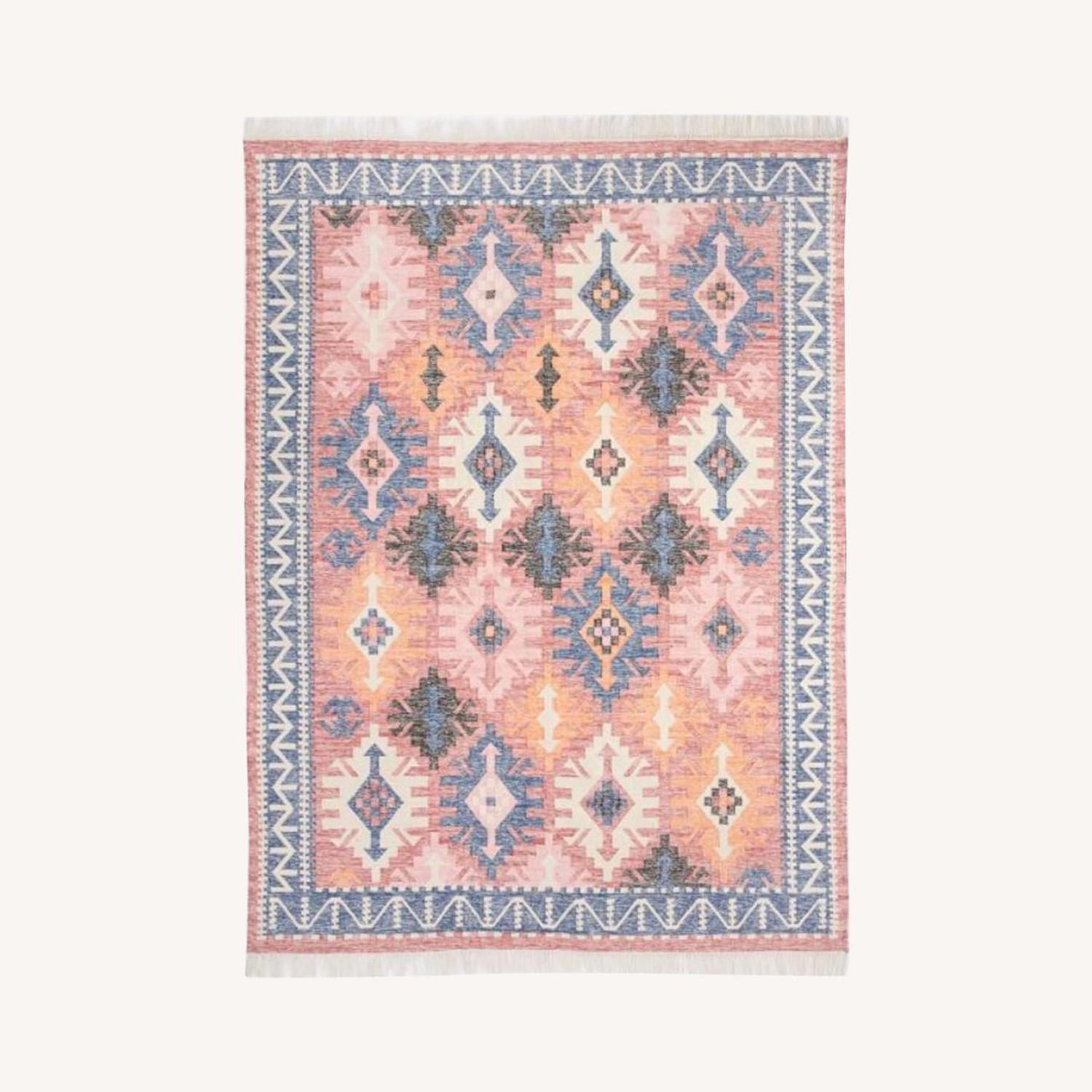 West Elm Framed Arrows Indoor/Outdoor Rug - image-0