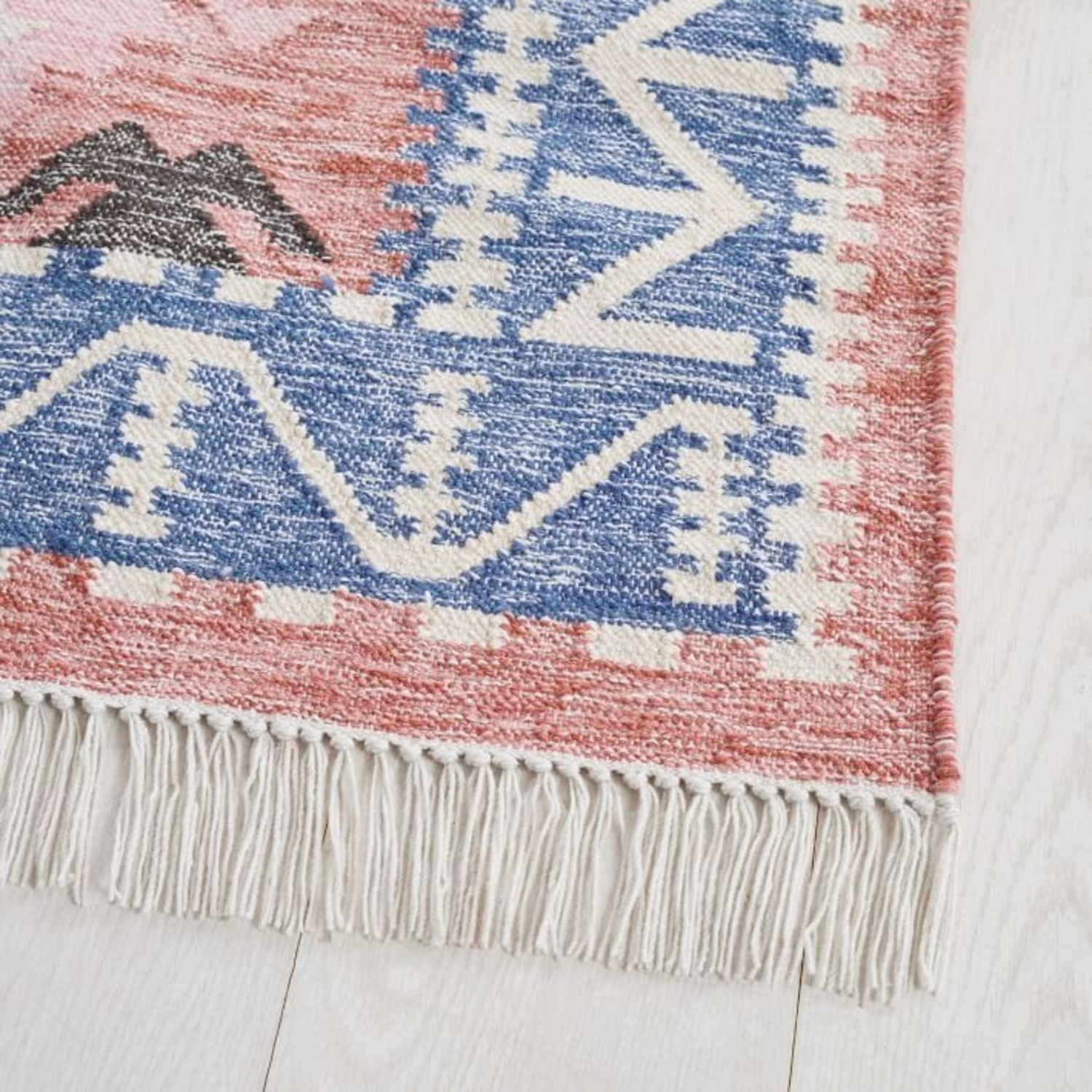 West Elm Framed Arrows Indoor/Outdoor Rug - image-2