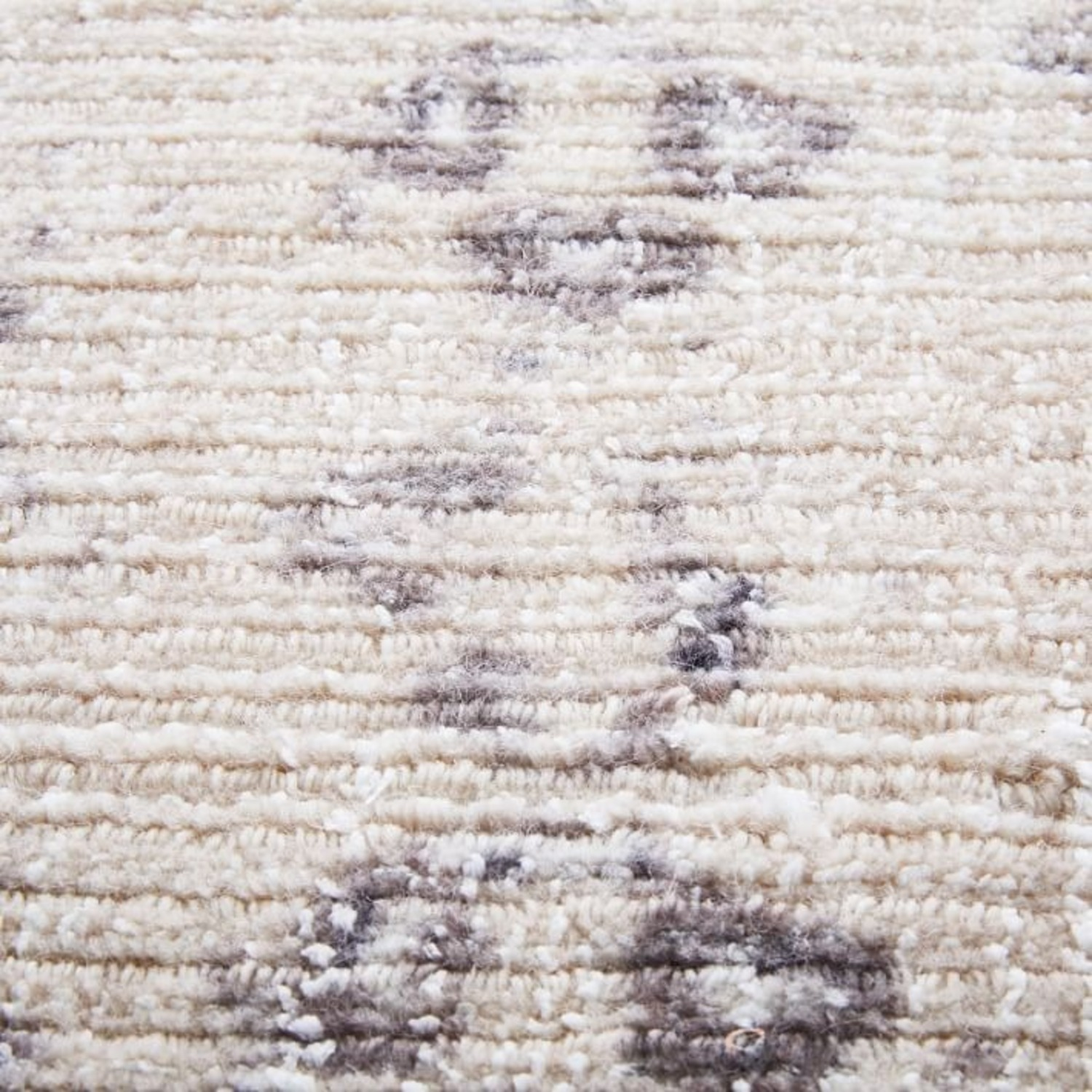 West Elm Distressed Ensi Rug, Stone White - image-2