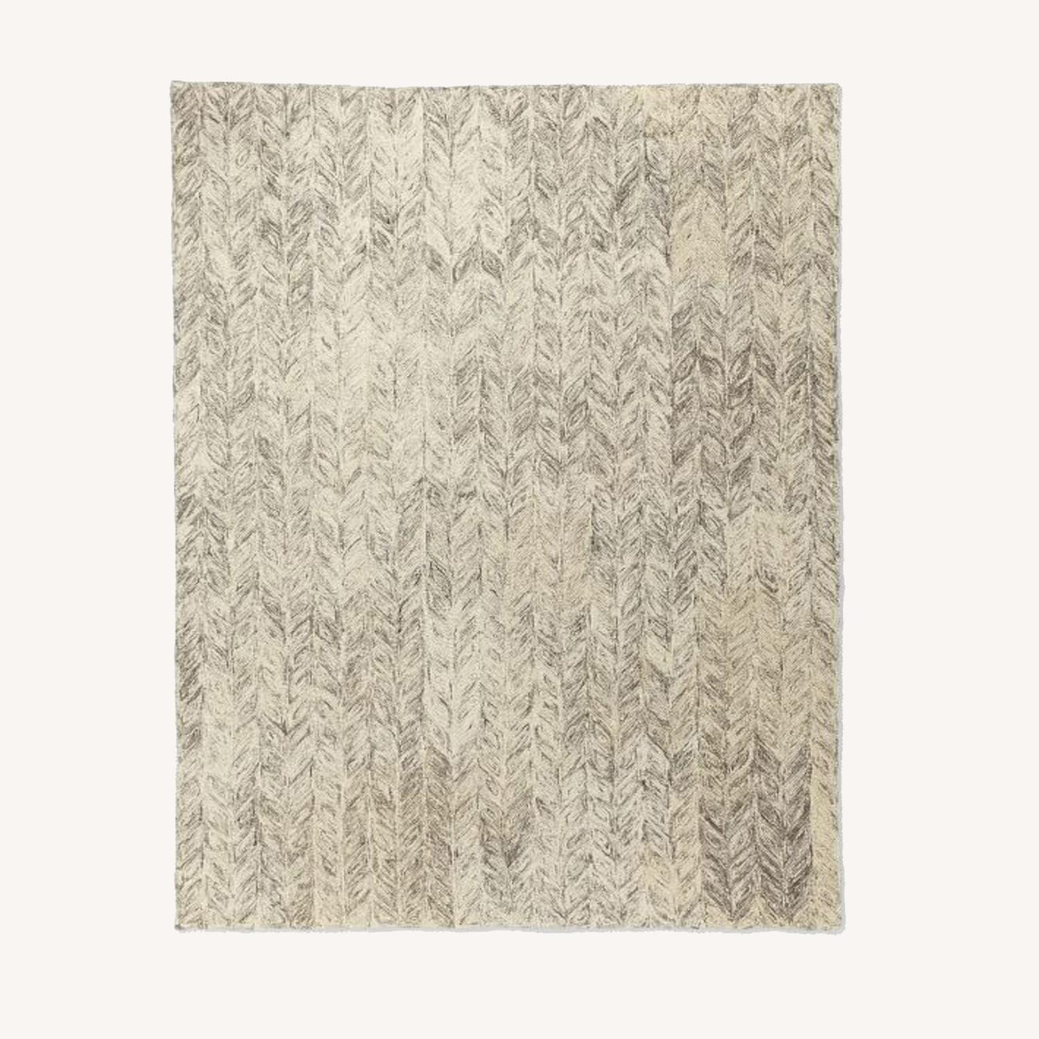 West Elm Vines Rug - image-0