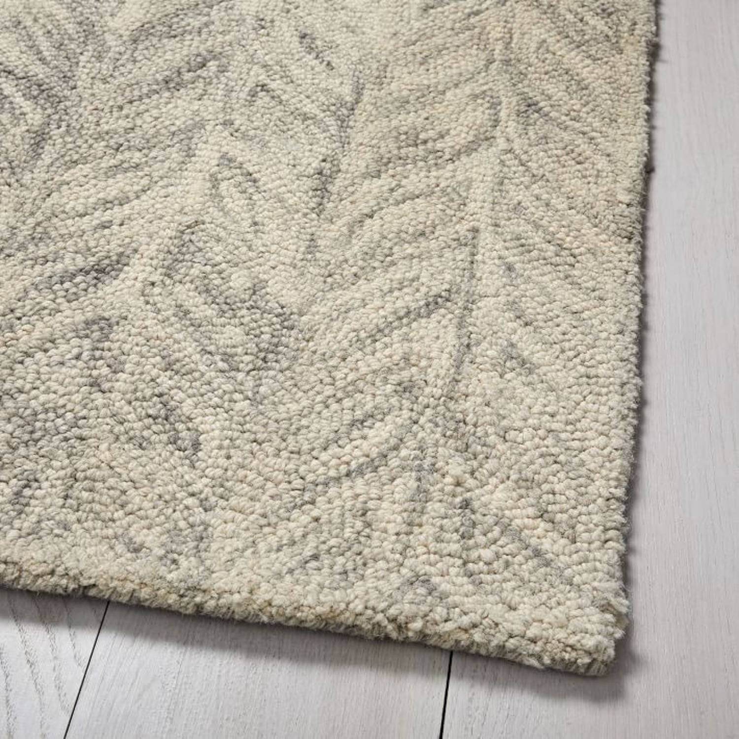 West Elm Vines Rug - image-1
