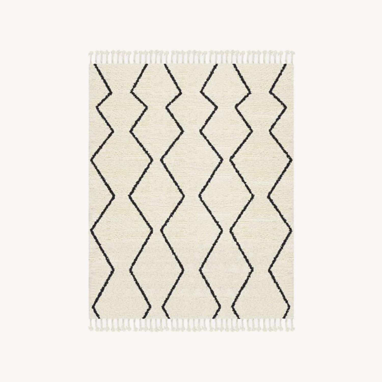 West Elm Souk Wool Rug - image-0