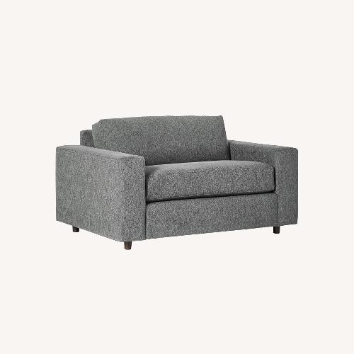 Used West Elm Urban Chair and a Half Twin Sleeper for sale on AptDeco