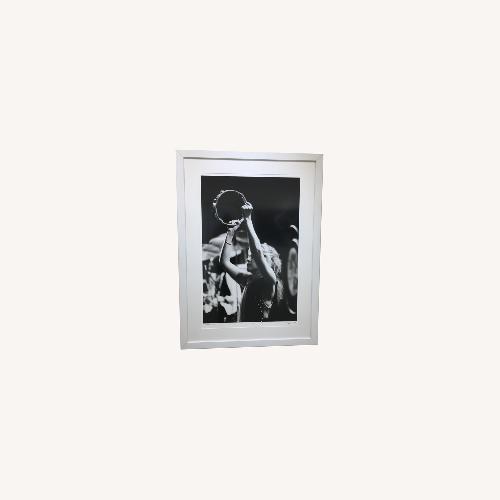 Used Stevie Nicks Tambourine by Neal Preston for sale on AptDeco
