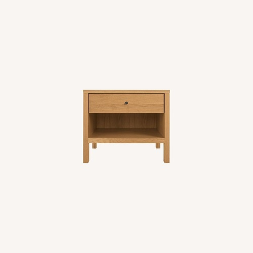 Used Room & Board Emerson One-Drawer Nightstand for sale on AptDeco