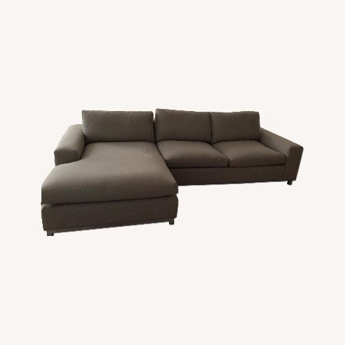 Used Room & Board Klein Right Arm Sofa & Chaise for sale on AptDeco