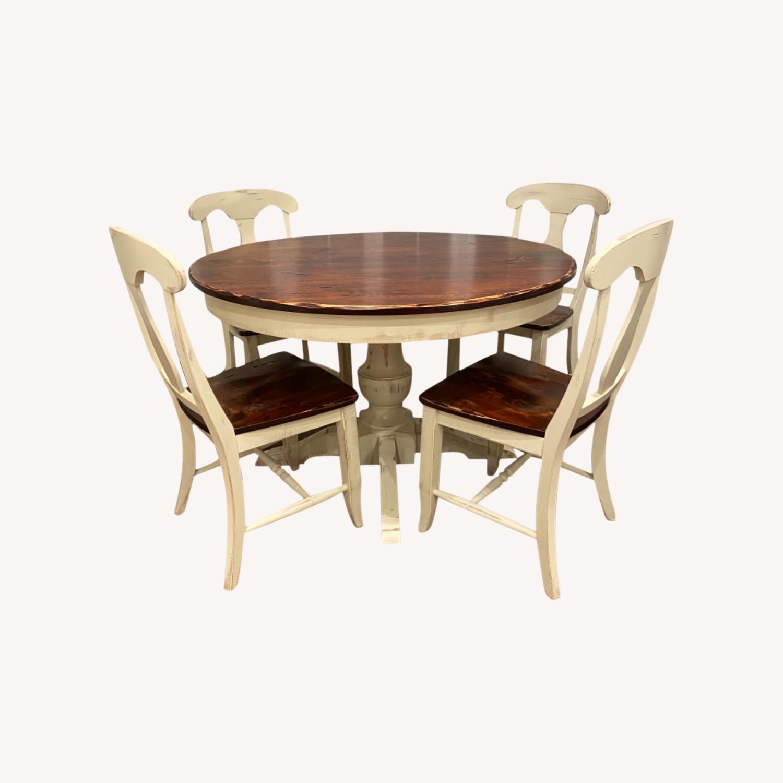 Canadel Custom Wood Dining Set - image-0