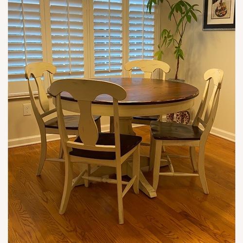 Used Canadel Custom Wood Dining Set for sale on AptDeco