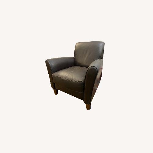 Used Italian Leather Armchairs for sale on AptDeco