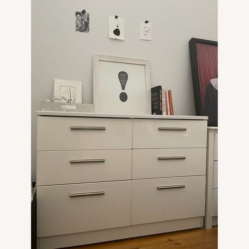 Used IKEA Dresser with 6 Drawers for sale on AptDeco