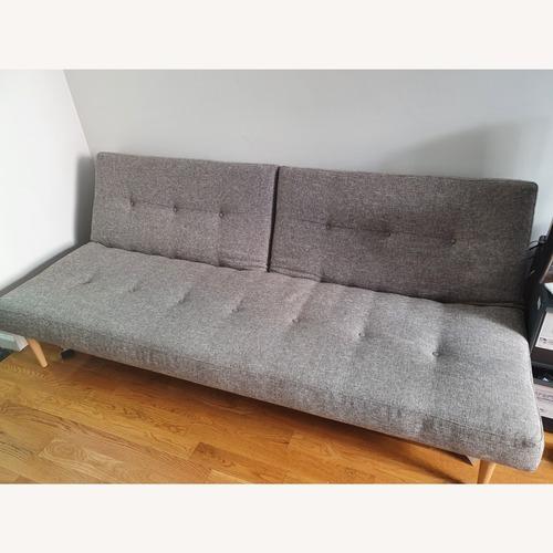 Used West Elm Futon for sale on AptDeco