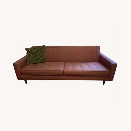 Used West Elm Mid-Century Couch for sale on AptDeco