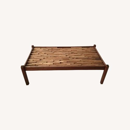 Used Percival Lafer  Mid Century Coffee Table for sale on AptDeco