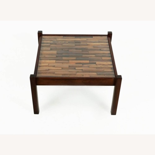 Used Percival Lafer Pair of Side Tables for sale on AptDeco