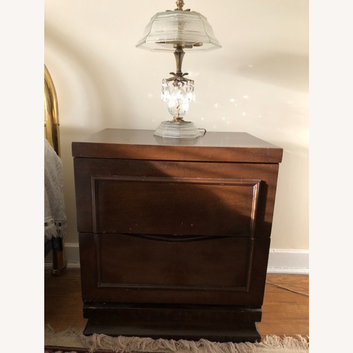 Used 1950s Nightstand for sale on AptDeco
