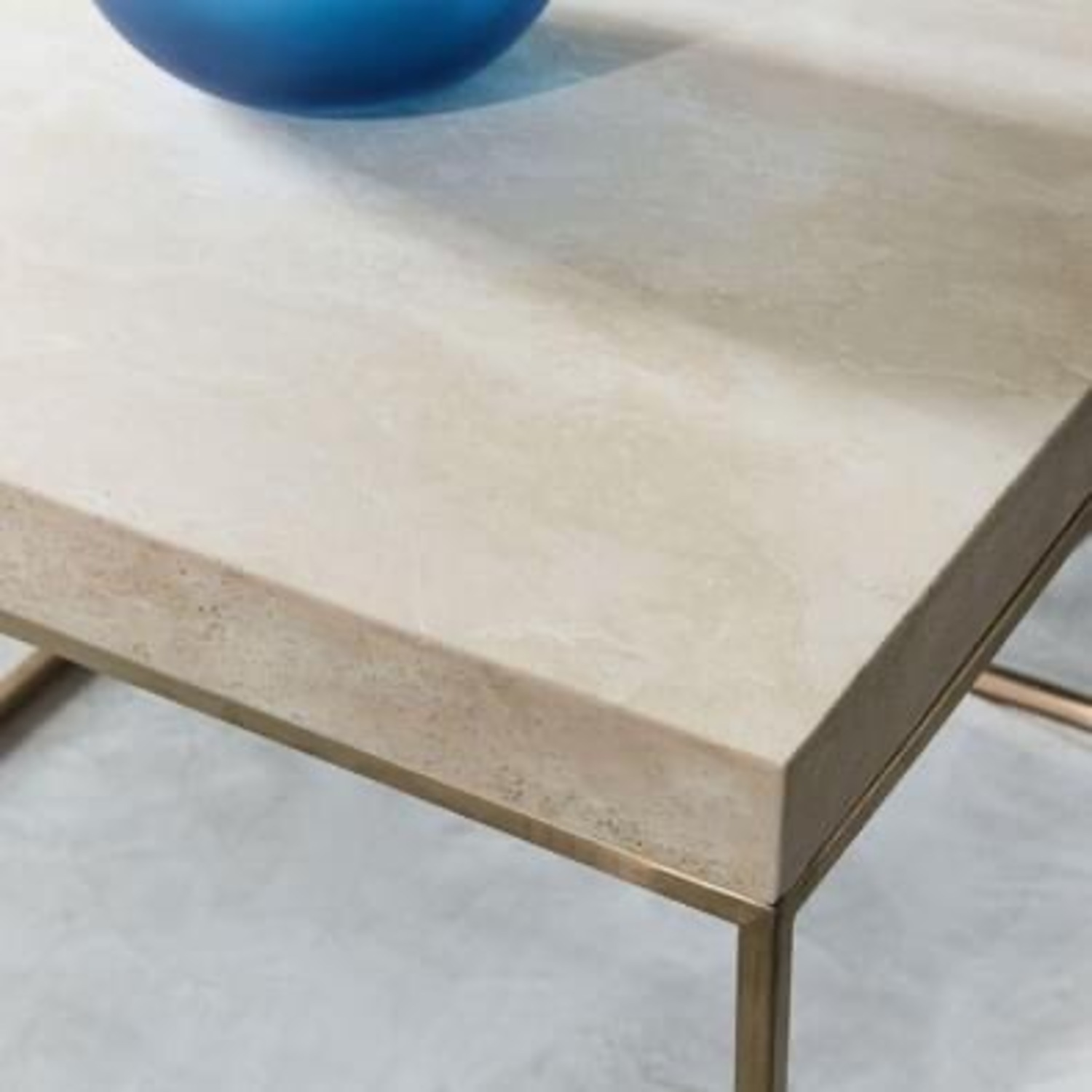 West Elm Coffee Side Table - image-8