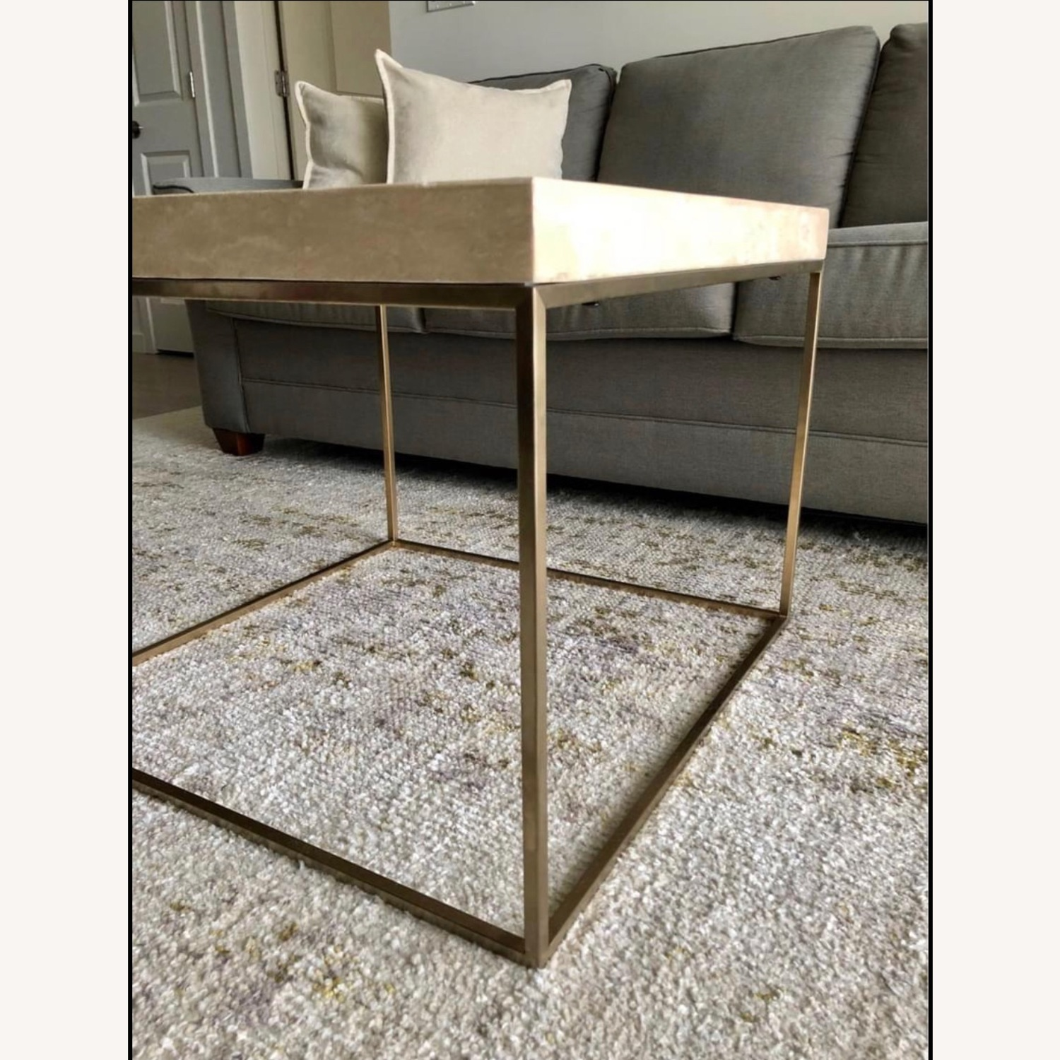 West Elm Coffee Side Table - image-5