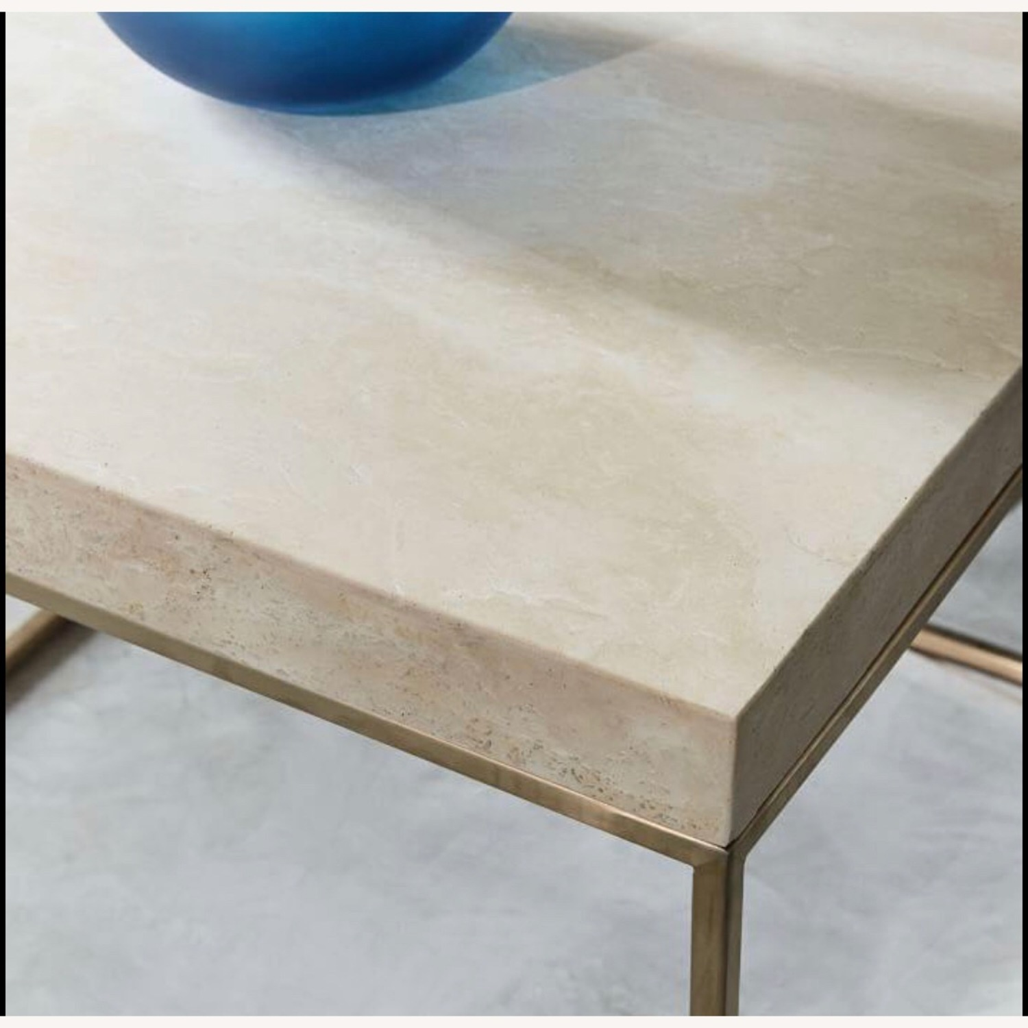 West Elm Coffee Side Table - image-2
