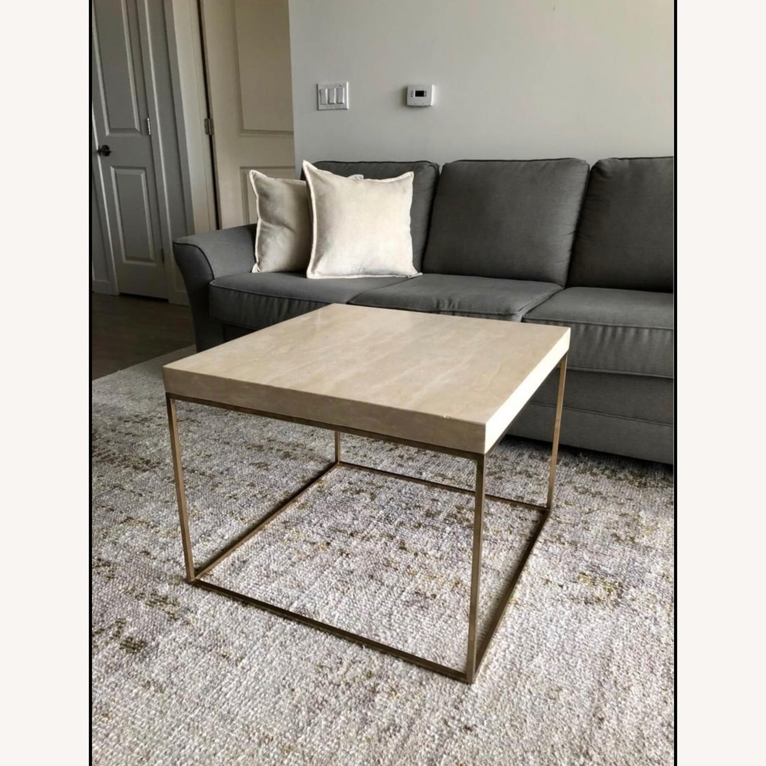West Elm Coffee Side Table - image-1