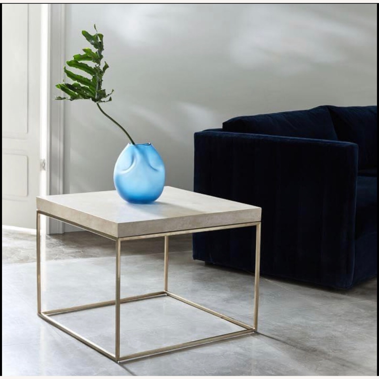 West Elm Coffee Side Table - image-0