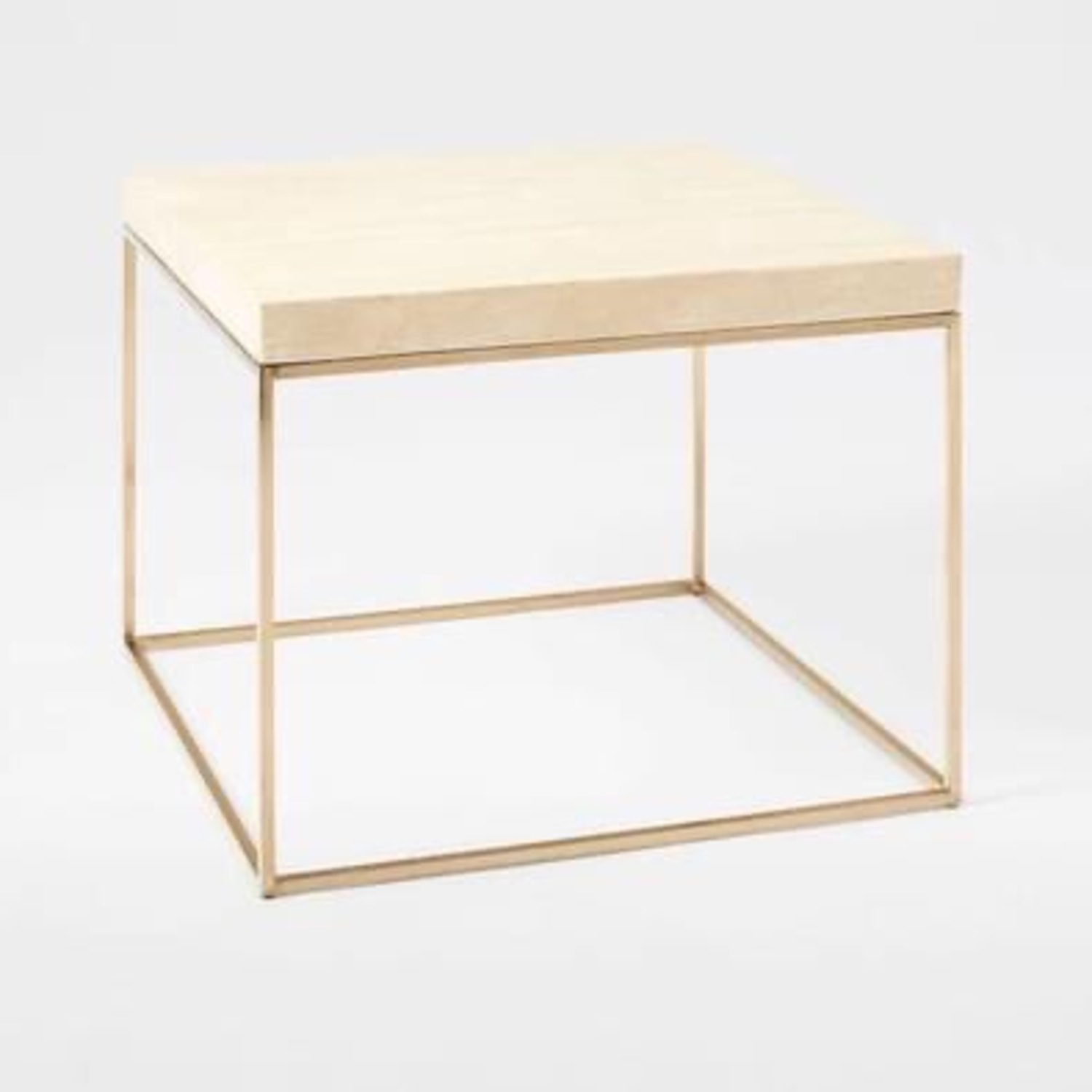 West Elm Coffee Side Table - image-7