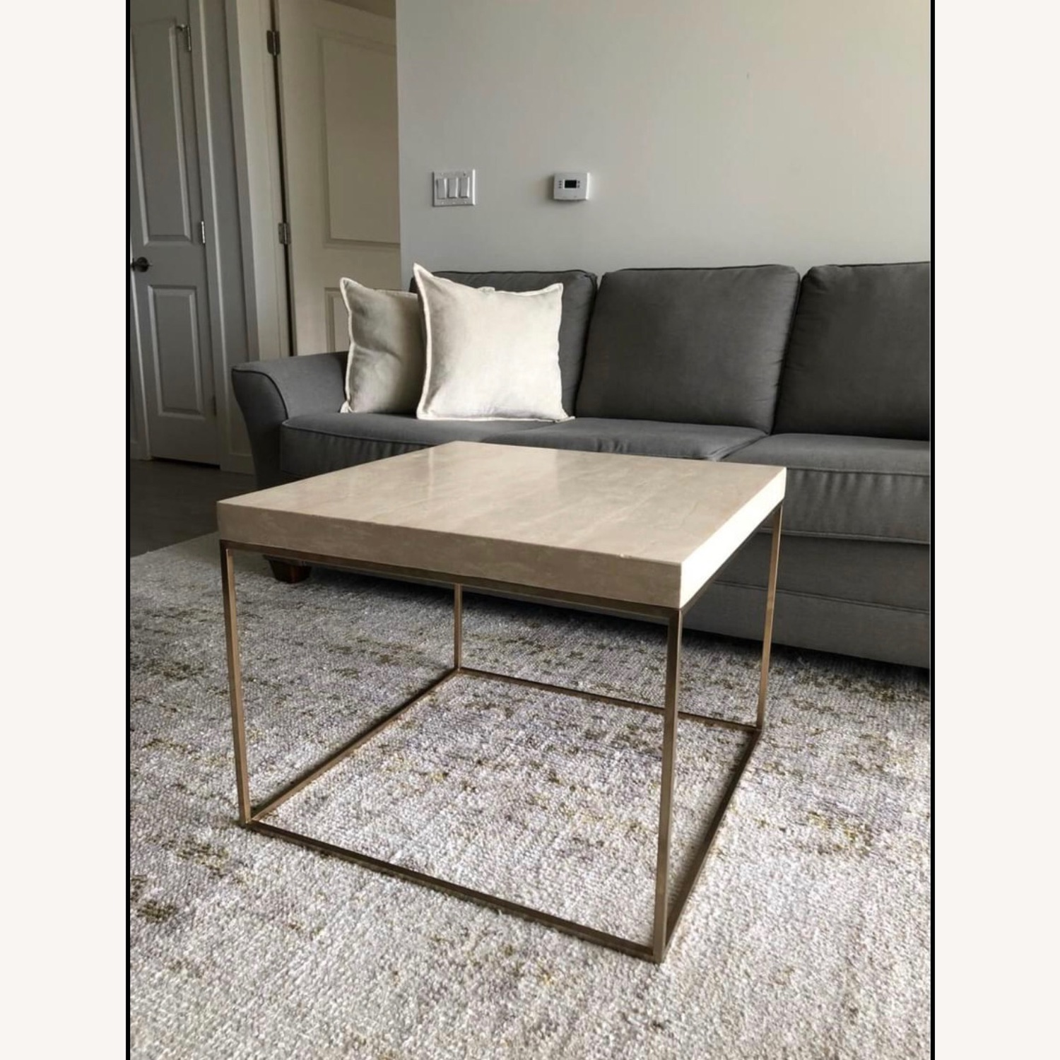 West Elm Coffee Side Table - image-9