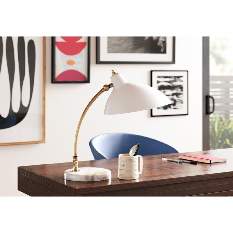 AllModern Brigid Arched Table/Desk Lamp - image-1