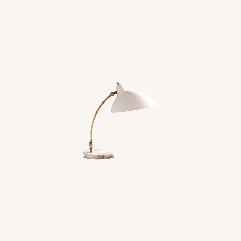 AllModern Brigid Arched Table/Desk Lamp - image-0
