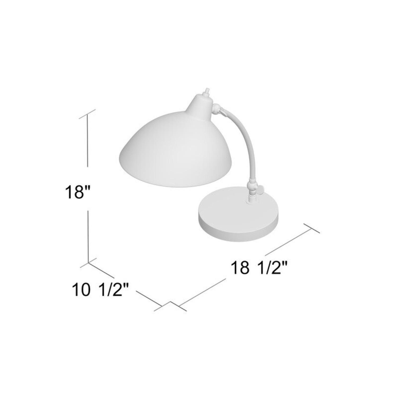 AllModern Brigid Arched Table/Desk Lamp - image-3
