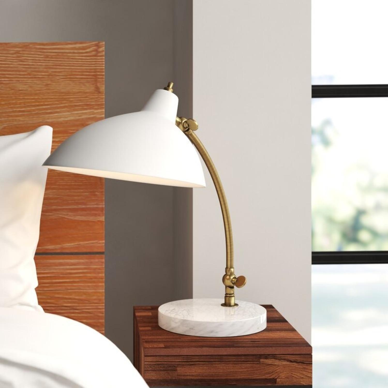 AllModern Brigid Arched Table/Desk Lamp - image-2