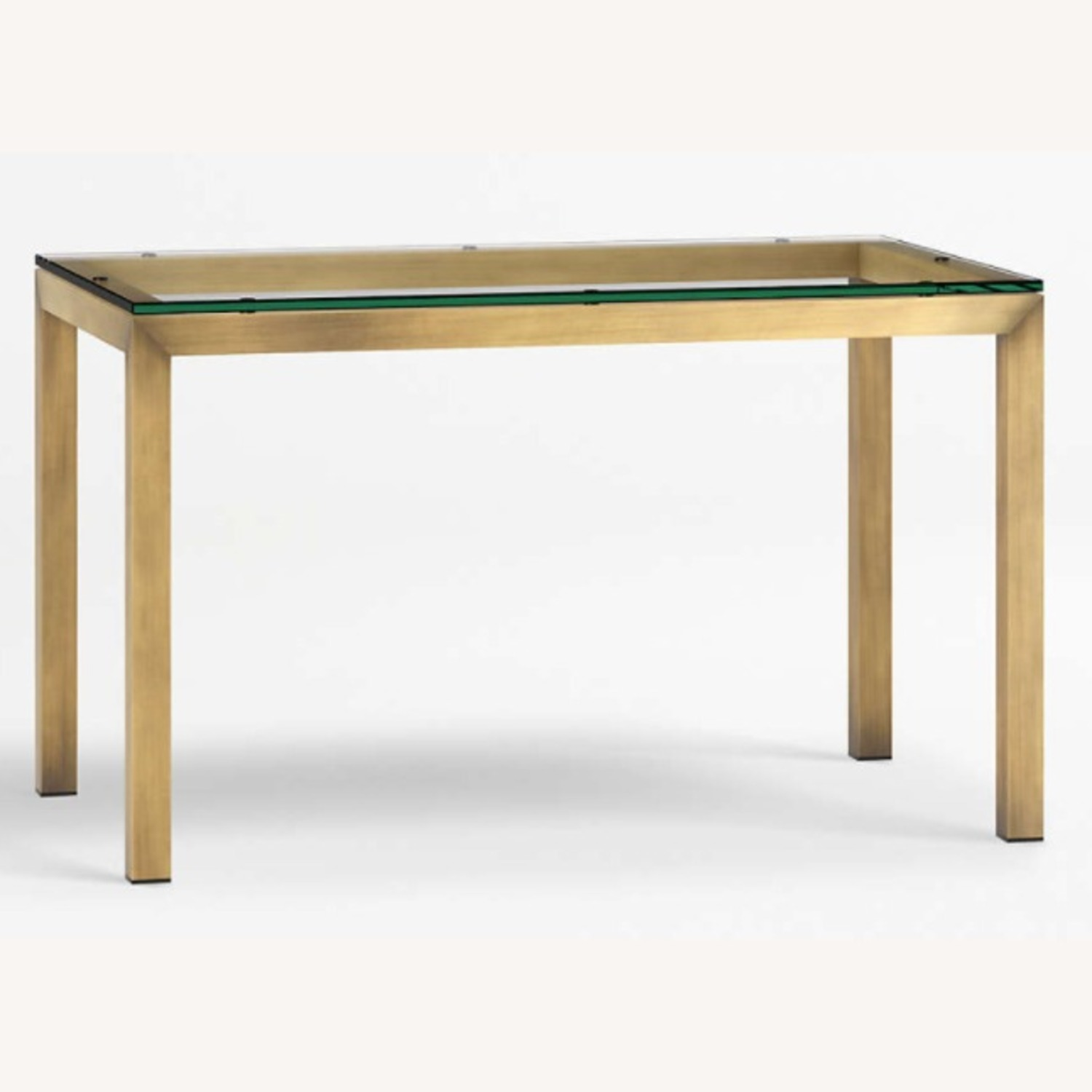 Crate & Barrel Parsons Dining Table - image-1