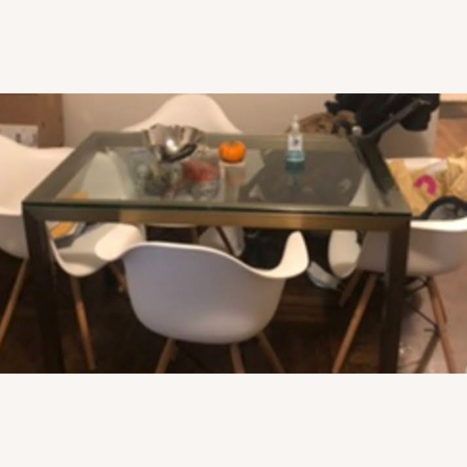Crate & Barrel Parsons Dining Table - image-2