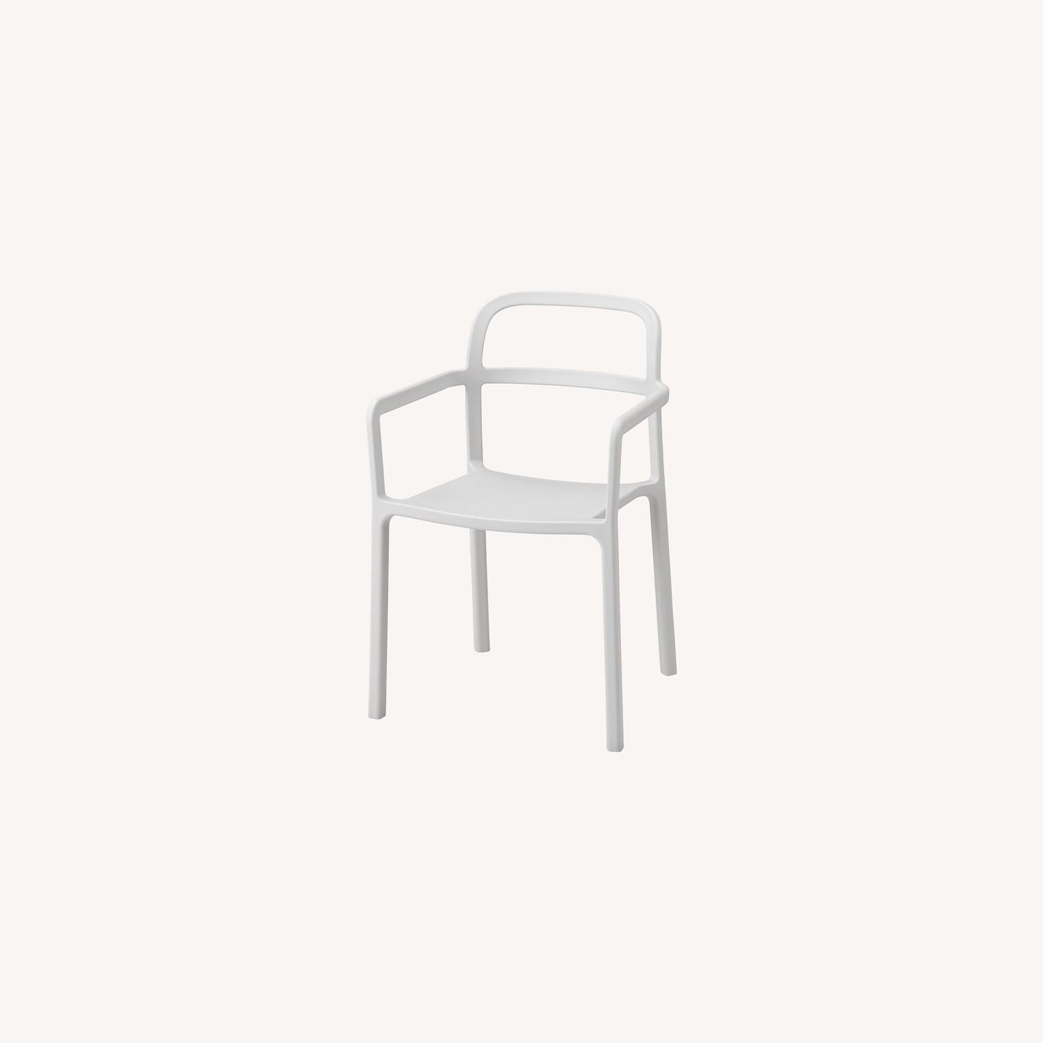 IKEA YPPERLIG Chair with Armrests, in/outdoor - image-10