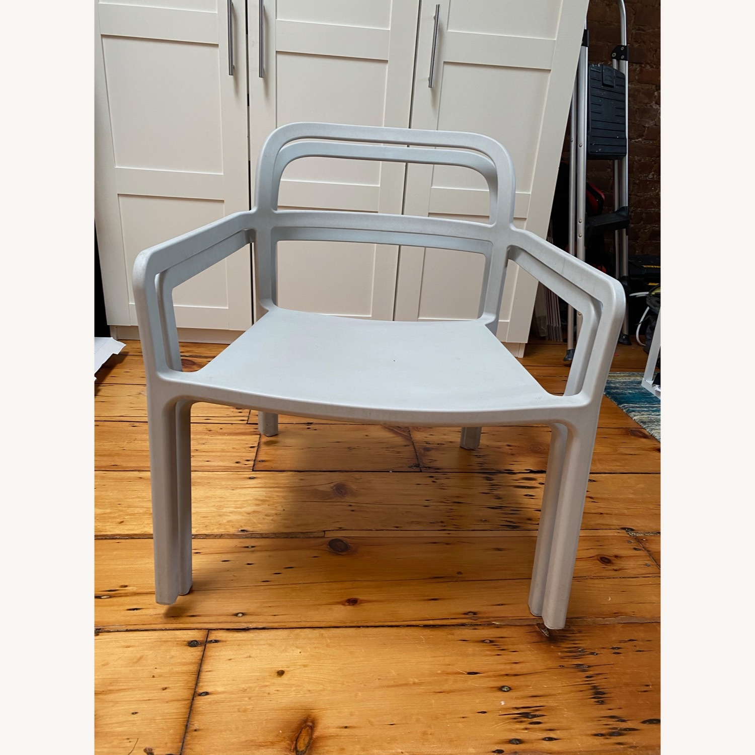 IKEA YPPERLIG Chair with Armrests, in/outdoor - image-1
