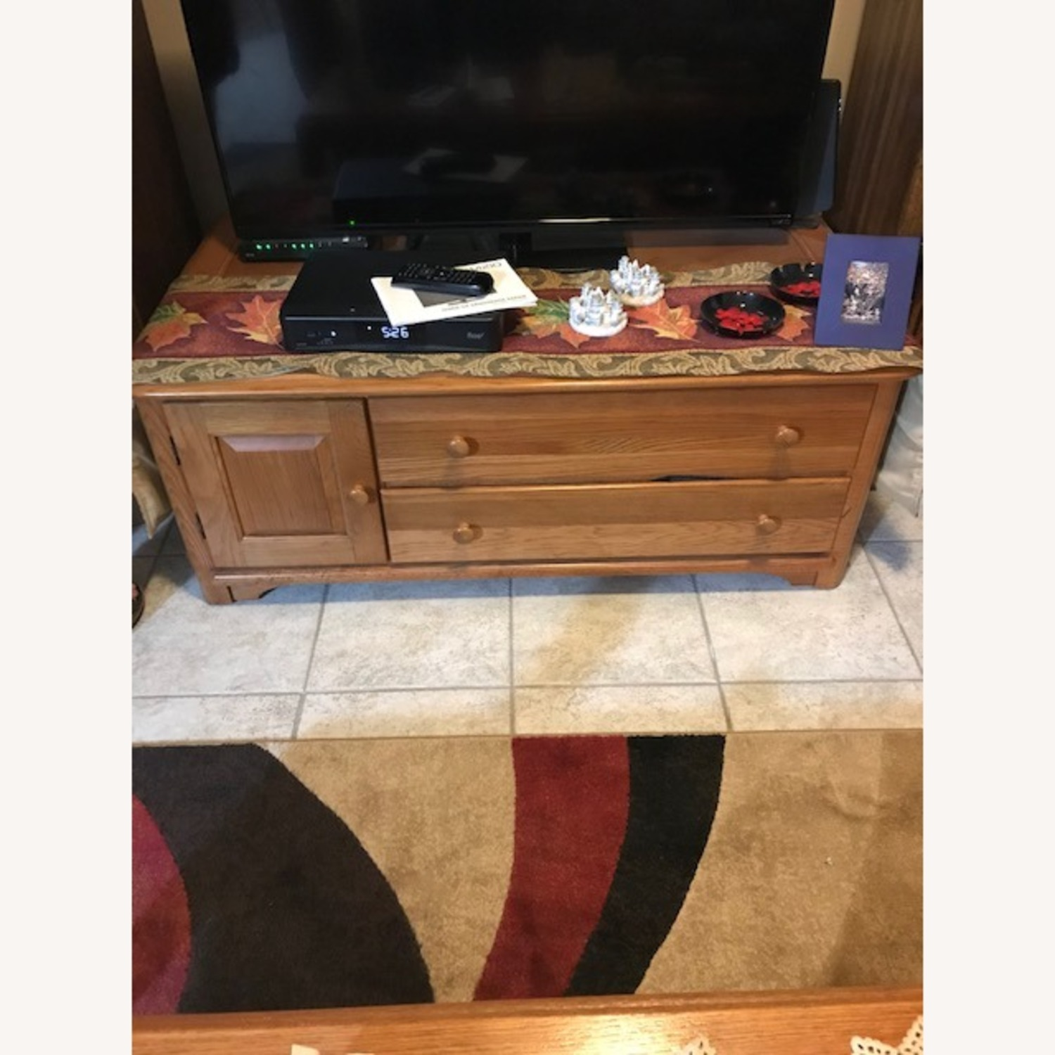 TV Stand with Storage - image-3