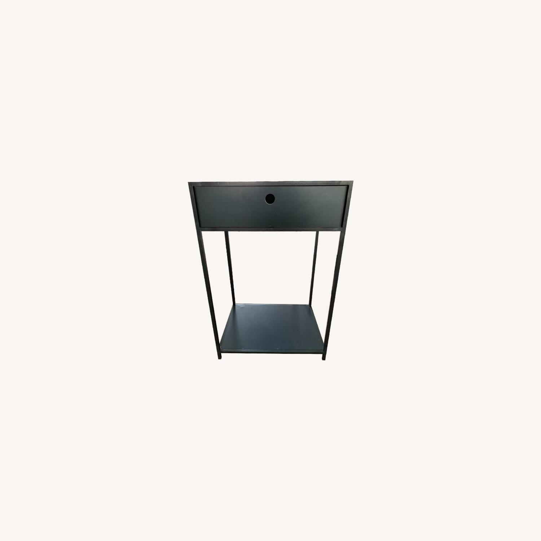 Custom Metal Side Table Set - image-0