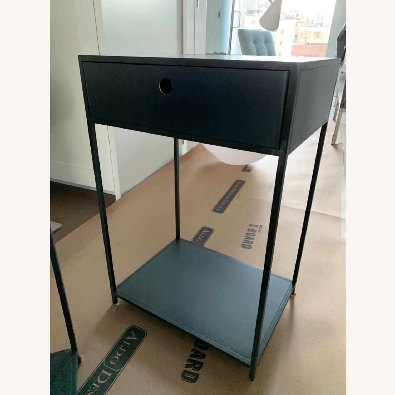 Custom Metal Side Table Set - image-2