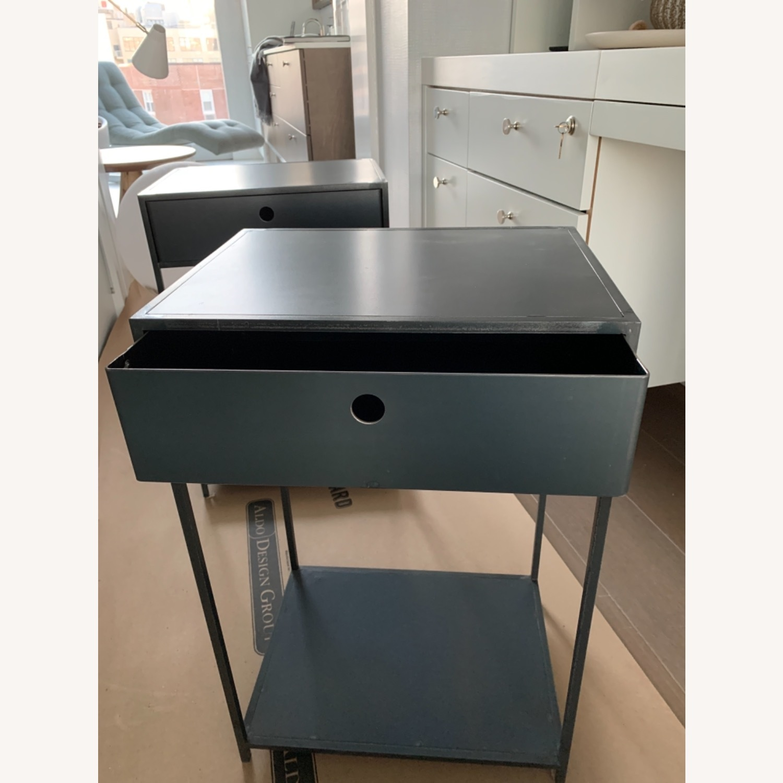 Custom Metal Side Table Set - image-6