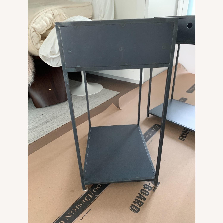 Custom Metal Side Table Set - image-3