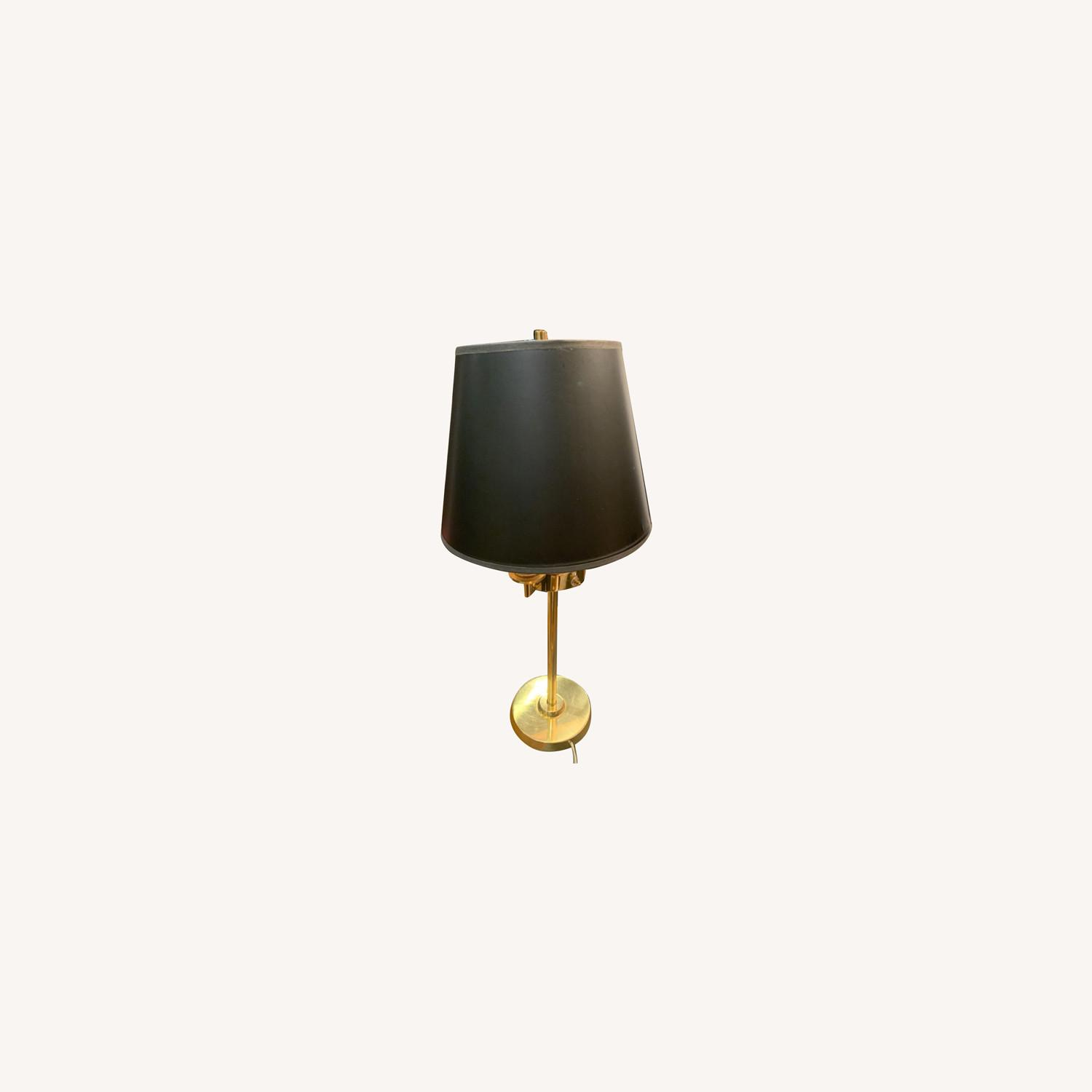 Gold Plated Table Lamp - image-0