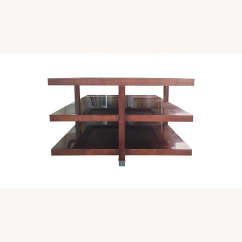 Used Three-Tier Coffee Table by Baker Furniture for sale on AptDeco