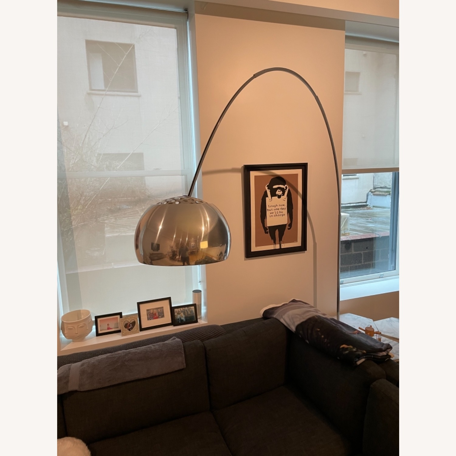 Design Within Reach Arco Lamp - image-1